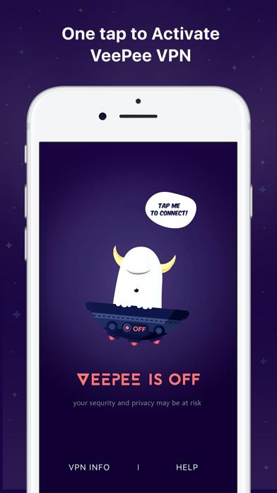 VeePee VPN Proxy Screenshot
