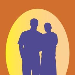 Elderly Kisses - Senior Dating