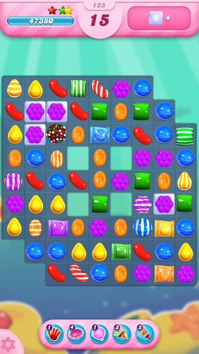 Screenshot for Candy Crush Saga in Singapore App Store