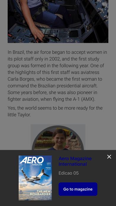Aero Magazine InternationalScreenshot of 5