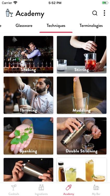 Cocktails App: Drinks Database screenshot-6