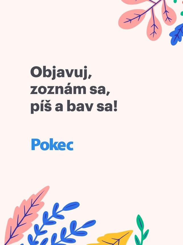 Pokec.sk Screenshot