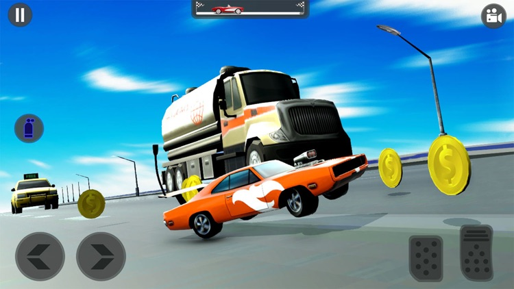 RC Car Traffic Speed Racing 3D screenshot-4