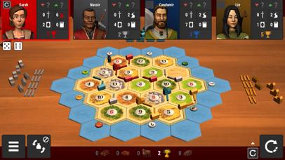Catan Universe screenshot 1