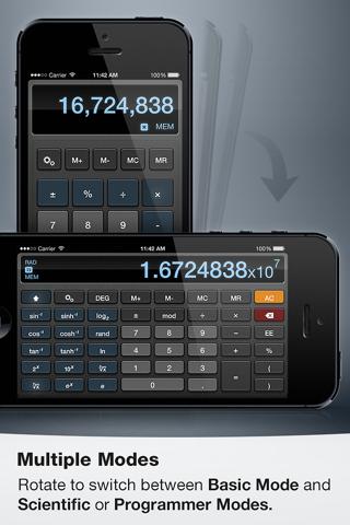 Sci:Pro Calculator - náhled