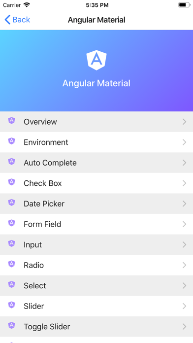 Development Guide for Angular screenshot 6