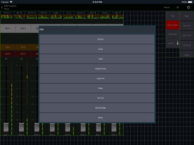 Mixing Station on the App Store