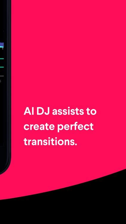 Pacemaker - AI DJ app screenshot-3