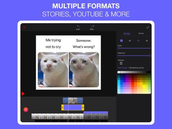 Screenshot #5 pour Memes Generator + Meme Creator