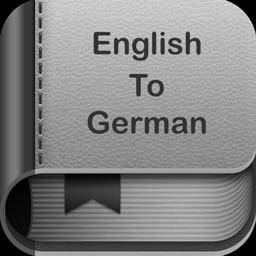 English To German Dictionary.