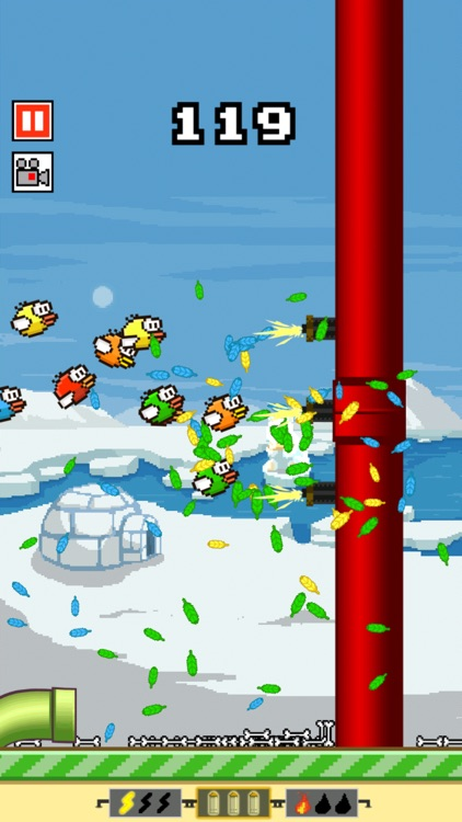 Flappy Crush screenshot-2