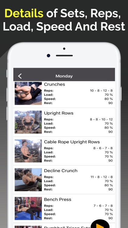 Gym Workout: Trainer & Tracker screenshot-7