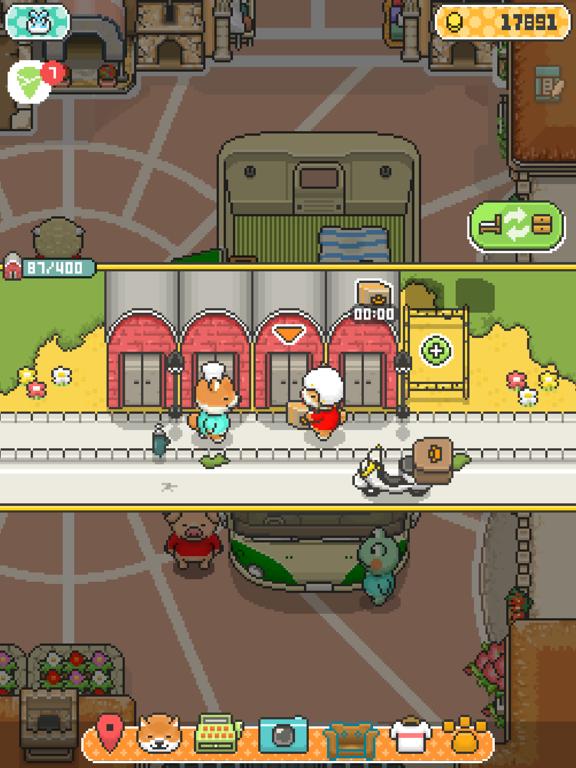 柴犬のクレープ屋さん - かわいい犬たちと一緒に料理しよう!のおすすめ画像5