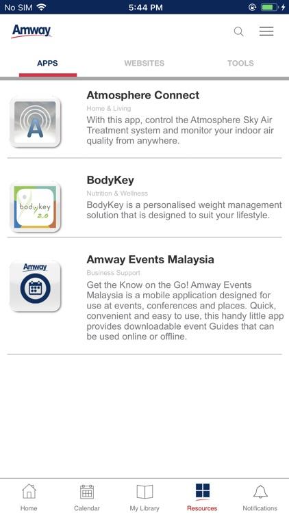 Amway Central Malaysia screenshot-5