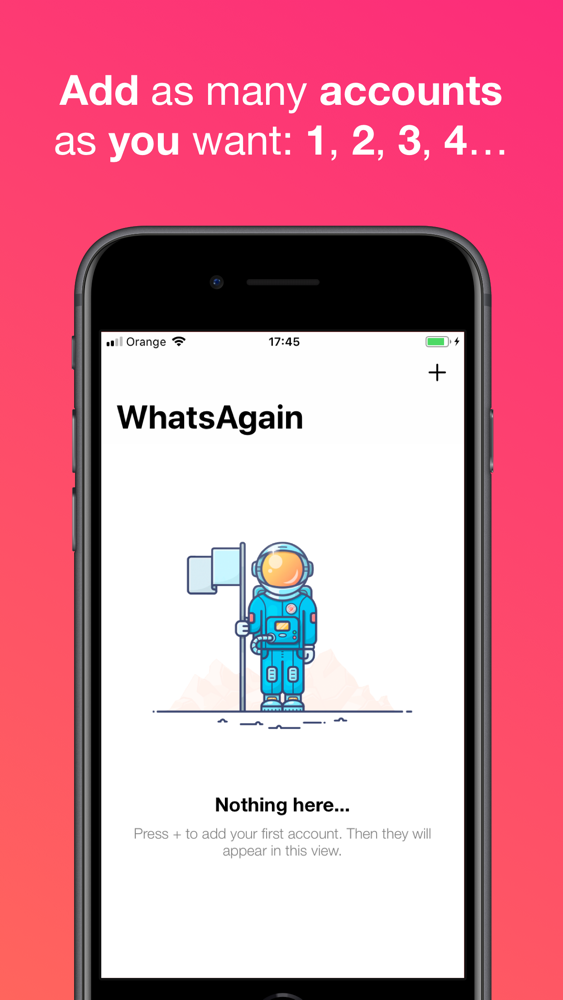 WhatsAgain for WhatsApp App for iPhone - Free Download