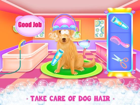 Lady Labrador Caring screenshot #4