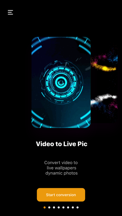 VTLMaker-Video To LivePhoto Screenshots