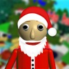 Santa Baldi in Christmas