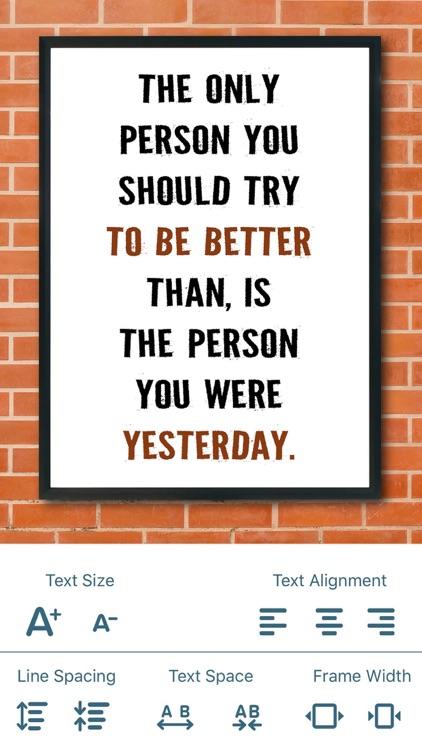 Quotes Creator Pro -Motivation
