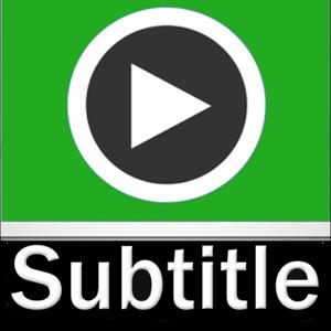Video Subtitle Hardcoder - Photo & Video app