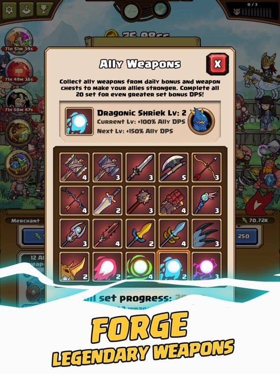 Thor : War of Tapnarok screenshot 12