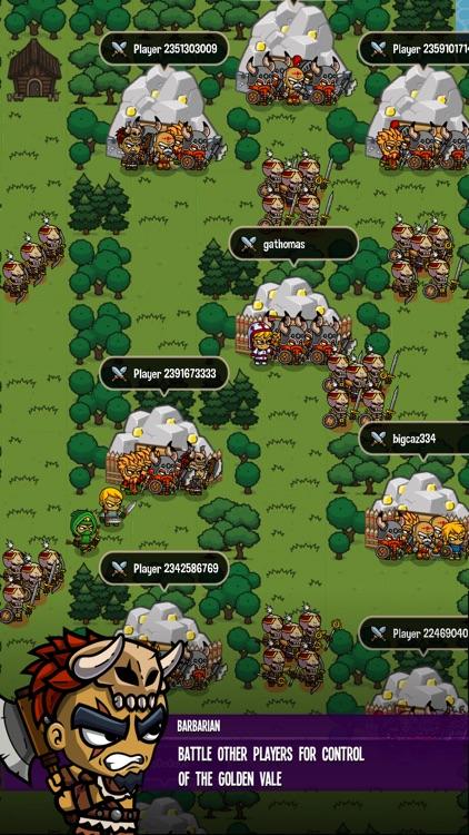 Five Heroes: The King's War screenshot-6