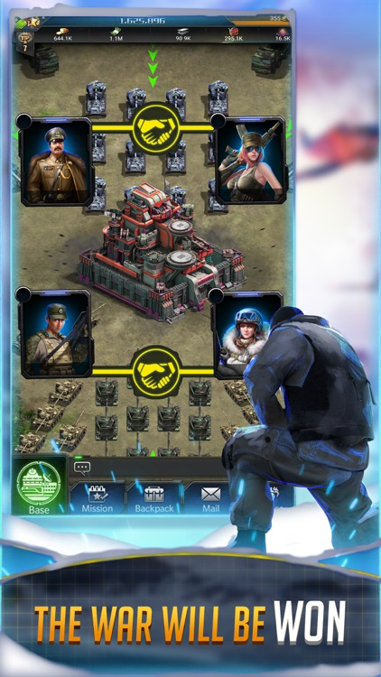 Strike of Nations: Army Battle