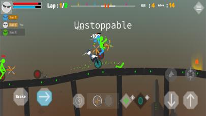 Mr Stick : Epic Survival screenshot 1