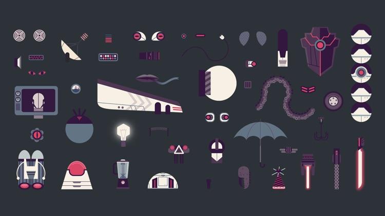 The Robot Factory by Tinybop screenshot-3