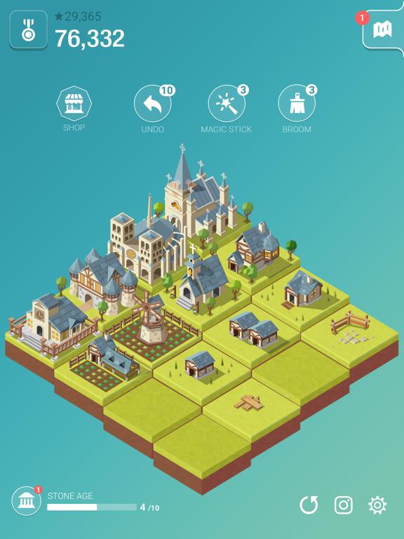 Age of 2048: Civilization City Building Game screenshot
