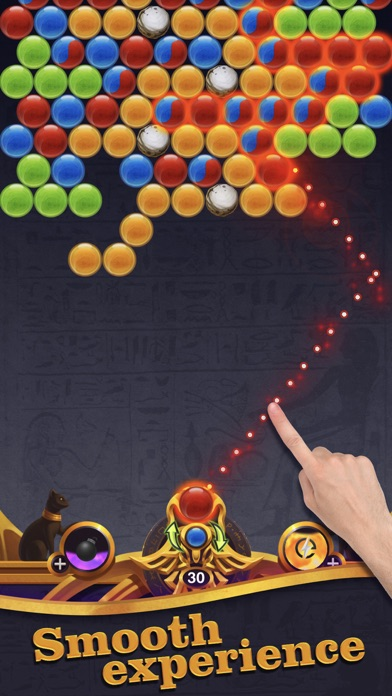 Bubble Pop: Classic Puzzle screenshot one