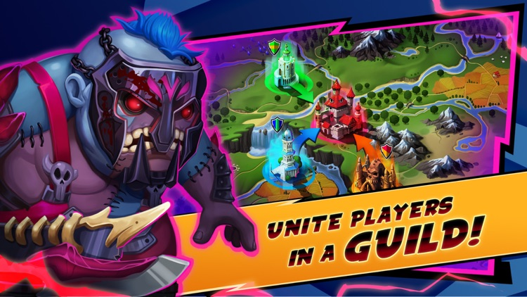 Mighty Party: Online RPG Games screenshot-3