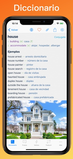 Traductor Inglés Español + en App Store