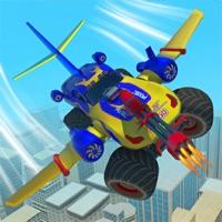 Codes for Flying Monster Truck Derby Hack