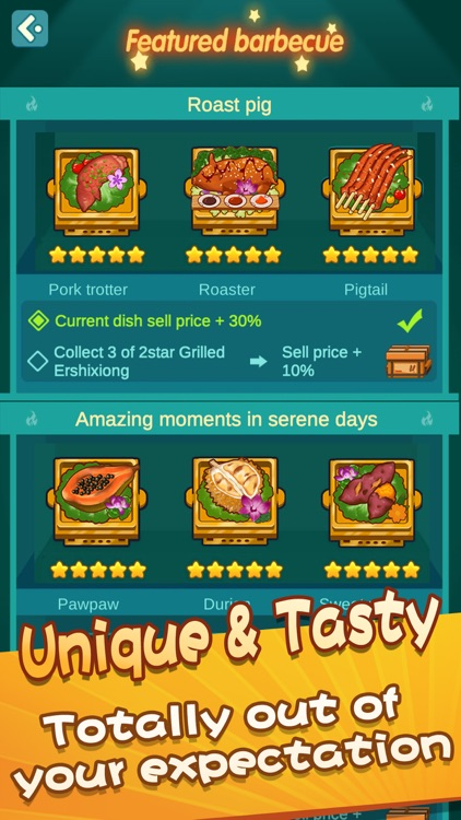 Grill Masters - Idle Barbecue screenshot-4