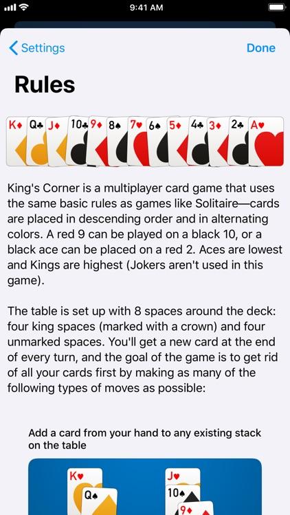 King's Corner screenshot-5