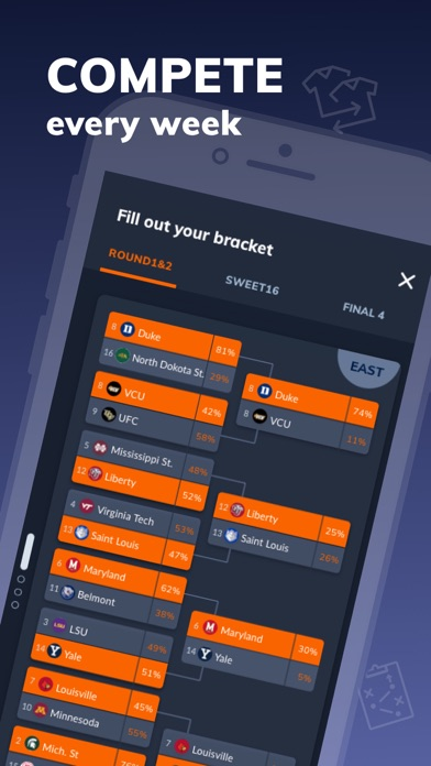 Sleeper App Screenshot