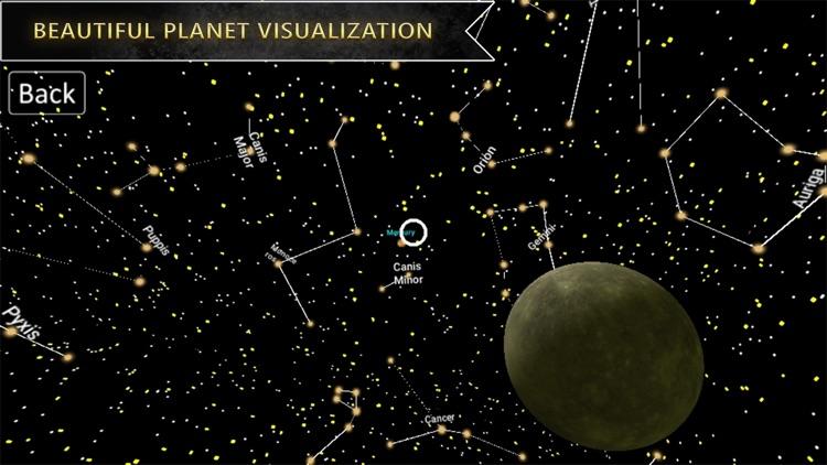 Night Skyview Star Rover Space