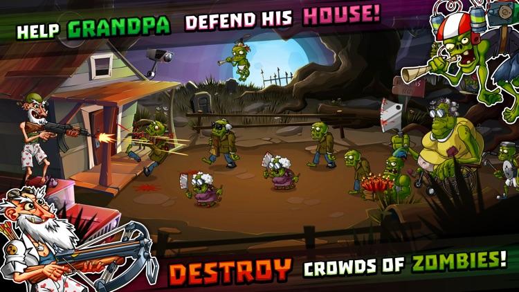 Zombie Smash! Time Travel screenshot-0