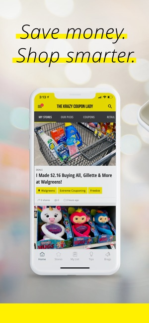 KCL: Shop Smart  Save Money  on the App Store