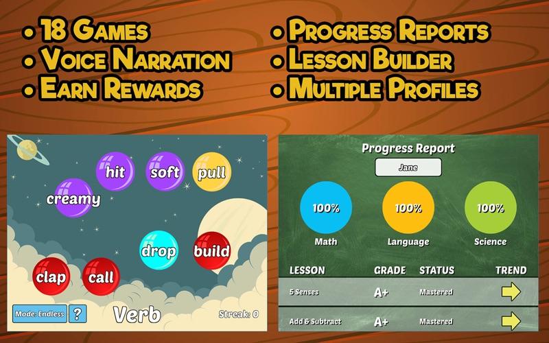 First Grade Learning Games screenshot 5