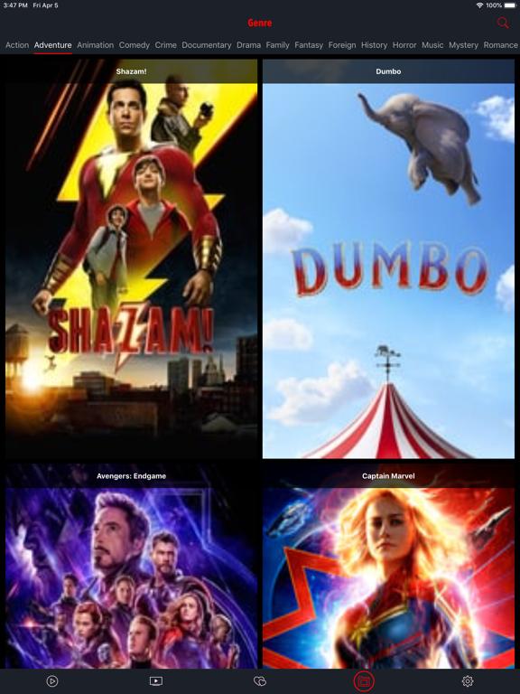 Movie & Show Box - Box of Film | App Price Drops