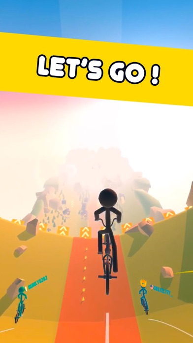 Stickman Riders screenshot 4