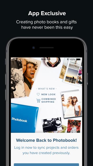 Photobook: Shop Gifts & Prints screenshot one