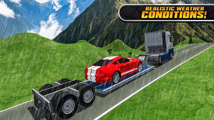 Off Road Cargo Transport Truck screenshot-3