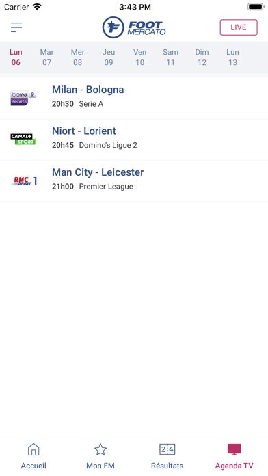 download Foot Mercato : Transferts apps 2