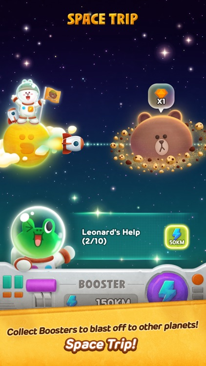LINE Bubble 2 screenshot-2