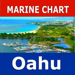 Oahu (Hawaii) – Marine GPS Map
