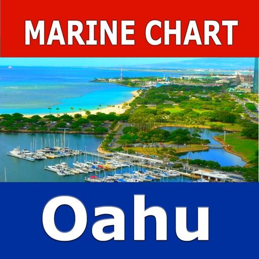 Oahu (Hawaii) – Marine GPS Map
