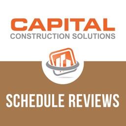 CCS Schedule Reviews